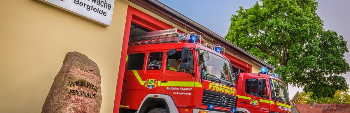 Feuerwache Bergfelde